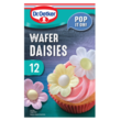 wafer flowers