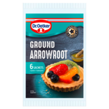 Ground Arrowroot Sachet Multipack