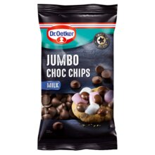 Jumbo Chips Milk Chocolate