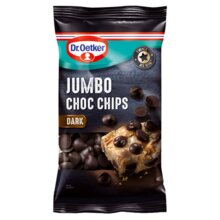 Jumbo Chips Dark Chocolate