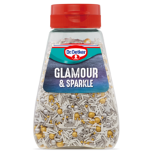 Glamour and Sparkle Sprinkles