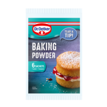 Baking Powder Sachet Multipack