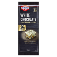 Fine Cooks' White Chocolate