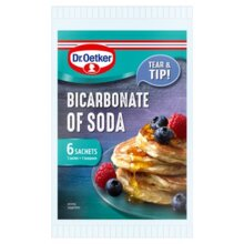 Bicarbonate of Soda Sachet Multipack