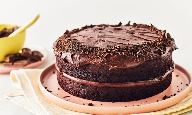 ultimate vegan chocolate cake